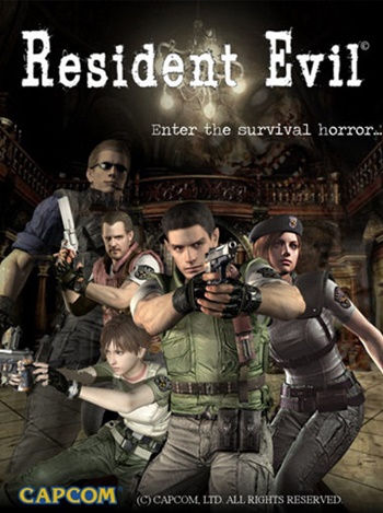 Resident Evil Hd Remaster Pc Full Espa Ol