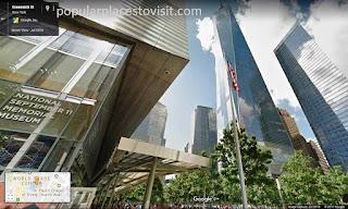 September 11 Memorial & Museum and 1WTC