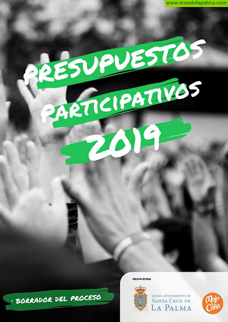 Esta tarde, nueva reunión para continuar con los Presupuestos Participativos en Santa Cruz de La Palma