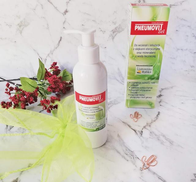 Pneumovit Żel | Niezastąpiony przy pierwszych objawach przeziębienia.