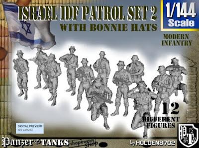 1-144 IDF BONNIE PATROL SET 2 picture 1