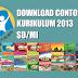 Download Contoh RPP Kurikulum 13 untuk SD/MI