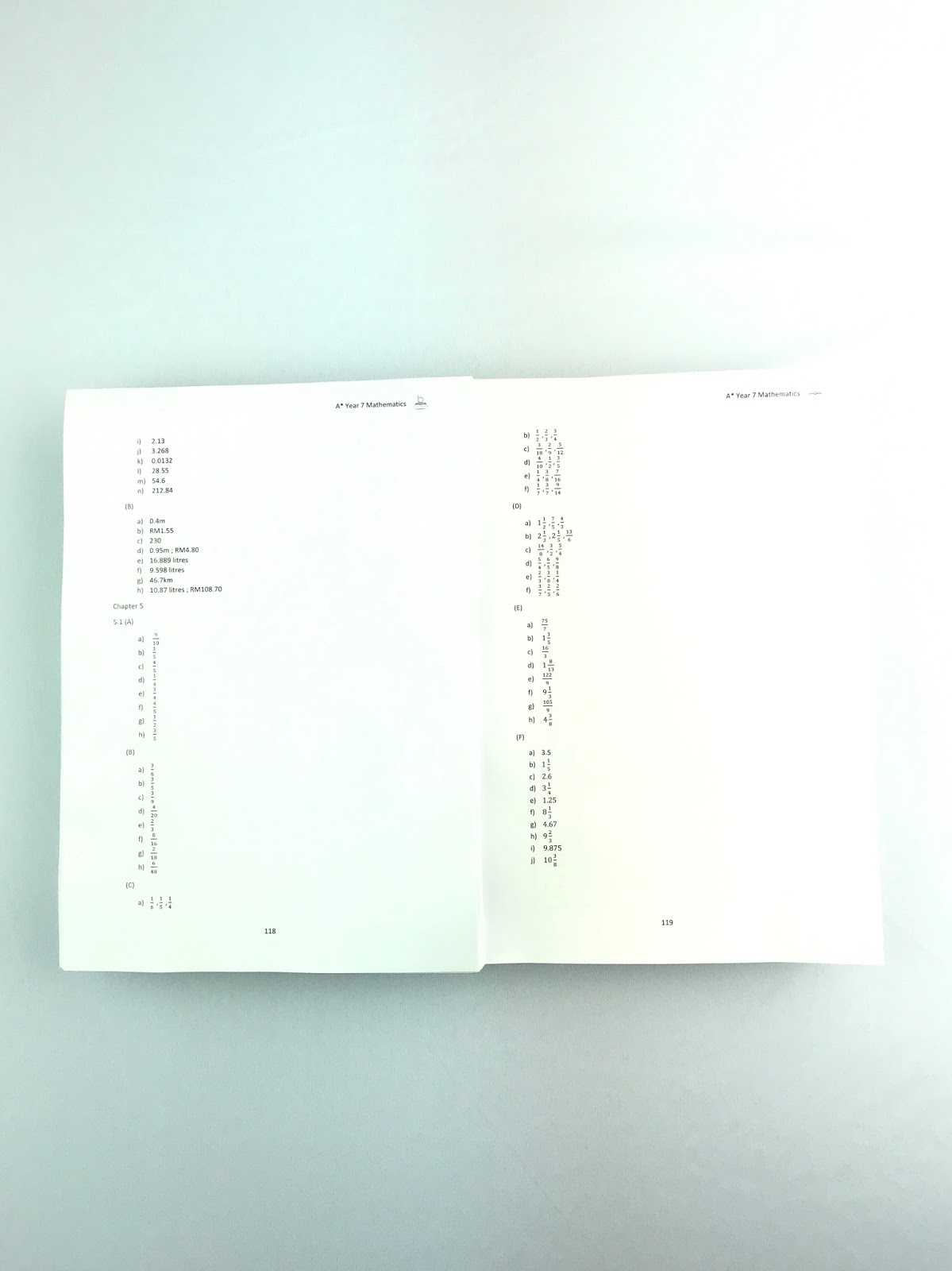 Workbooks total transformation workbook : IGCSE A* Workbook - mr sai mun