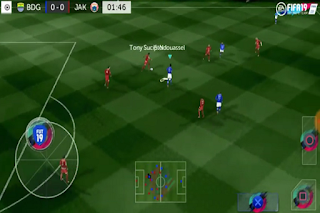 Download FTS Mod FIFA 19 Final Asia 2 by Gila Game Apk Data Obb (First Touch Soccer 2019) Full Transfer