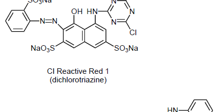 REACTIVE DYES: HISTORICAL BACKGROUND AND SHORT DISCUSSION