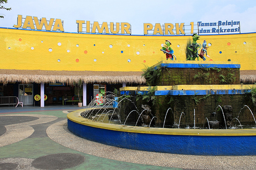 Gambar Lokasi Jatim Park 1