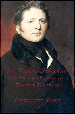 Cover page of Sir Wiliam Knighton by Charlotte Frost