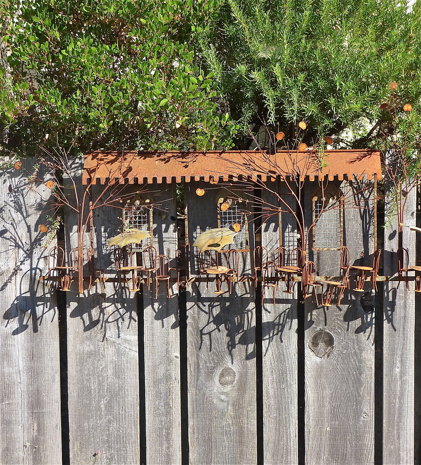 BluesteinDesign/TravelTime: Good Fences Make Good Neighbors