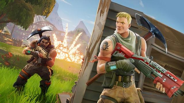 لعبة Fortnite تسجل إنجاز من العيار الثقيل و تتفوق على لعبة GTA V لأول مرة ، إليكم التفاصيل…