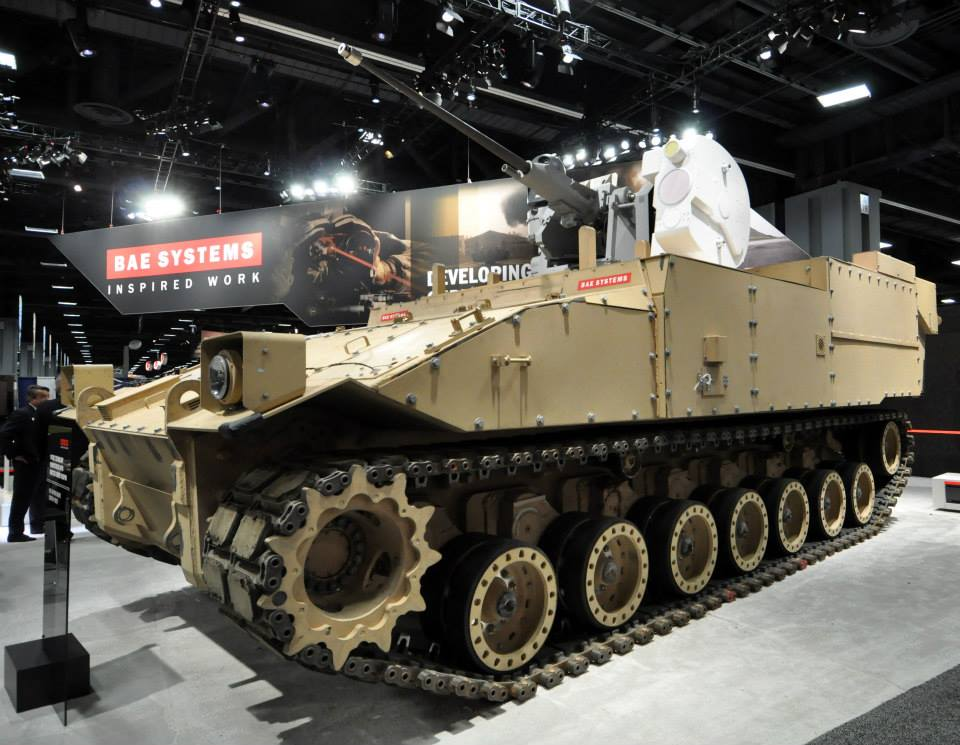 SNAFU!: BAE Future Technology Demonstrator with an ...