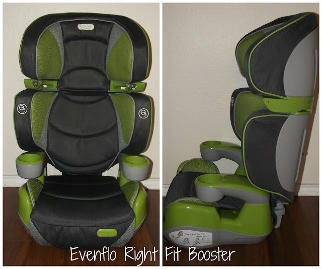 Well Today I Am Talking About The Evenflo Right Fit Booster For My Son Think This Is Our Favorite Yet
