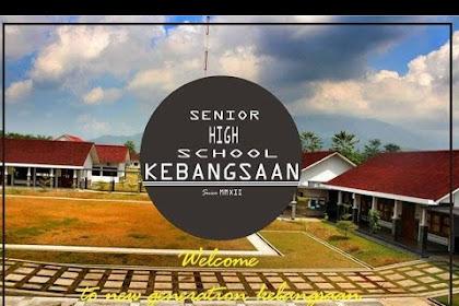 Lowongan Kerja Guru Matematika di SMA Kebangsaan Lampung Selatan