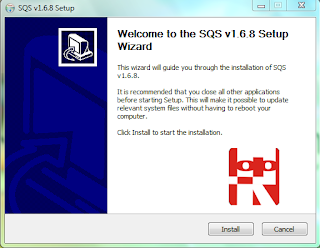 install aplikasi sqs prudential 1.6.8