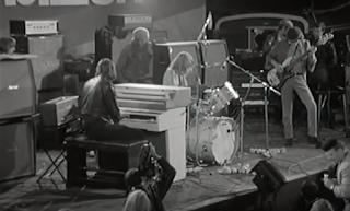 Soft Machine - Bilzen Jazz And Pop Festival (Belgium), Aug 22, 1969