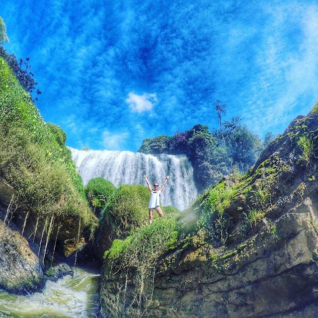 Elephant Waterfall - the fantastic falls in Dalat 2
