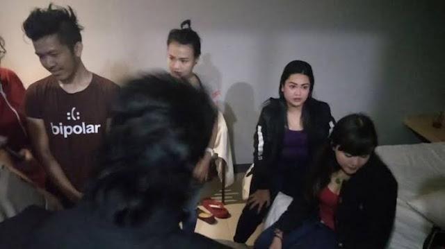 Rencana pesta seks di Bandung digagalkan, ada WNA diduga terlibat
