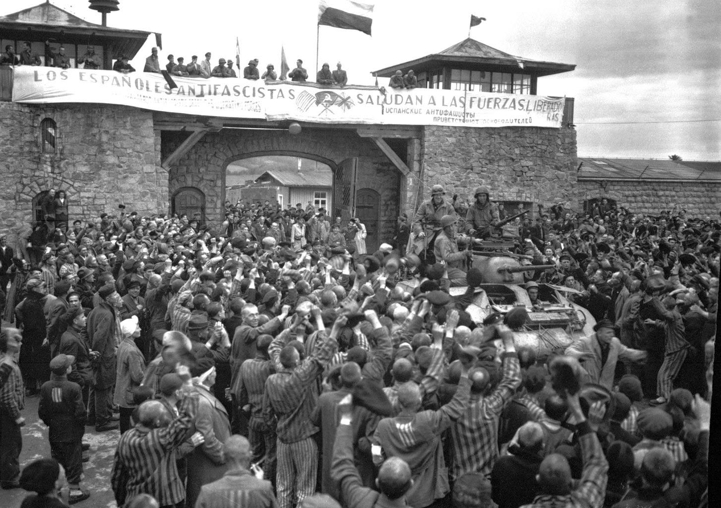 liberación Mauthausen