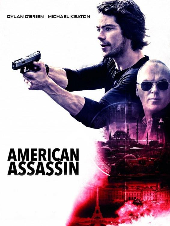 American Assassin [2017] [DVDR] [NTSC] [CUSTOM HD] [Latino]