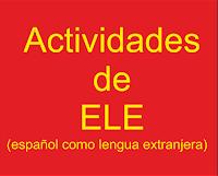 Actividades de ELE: artículos determinados e indeterminados