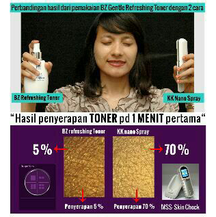 Jual Nano Spray Asli Murah di Jakarta