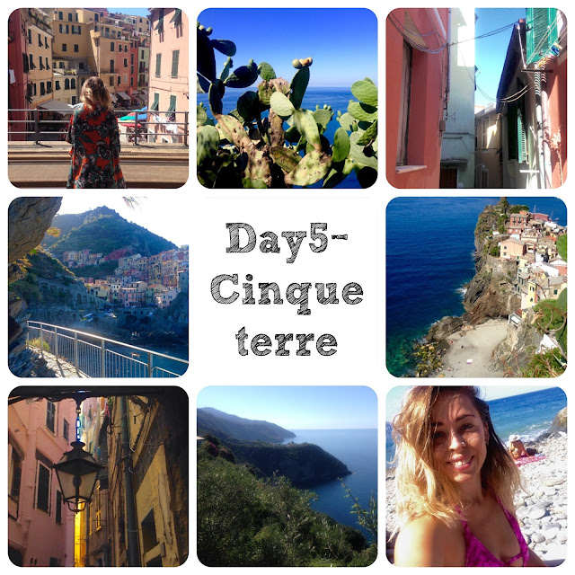 Italy, Italia, Cinqueterre, fishermanx villages, colourful buildings, hillside village, kimono selfie, Manarola, Riomaggiore, Vernazza, cactus, blue sea