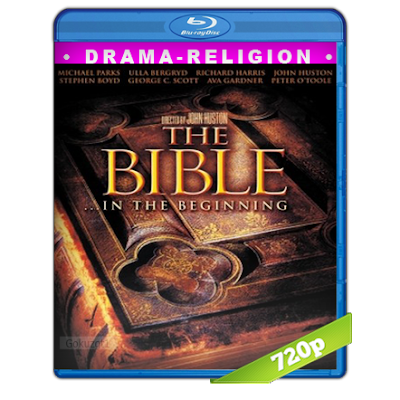 La Biblia (1966) BRRip 720p Audio Trial Latino-Castellano-Ingles 5.1