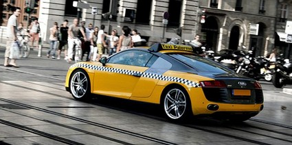 Exotic Cars As Taxi 22 Photos All Car View