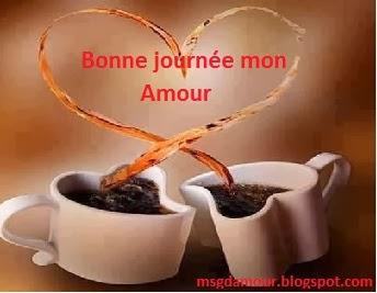 Sms Damour Pour Souhaiter Bonne Journée Mon Amour Mot Damour