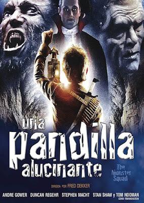 Deu a Louca nos Monstros (1987) Dublado e Legendado HD 1080p
