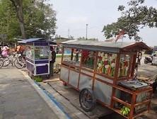 PKL alun alun selatan yogyakarta