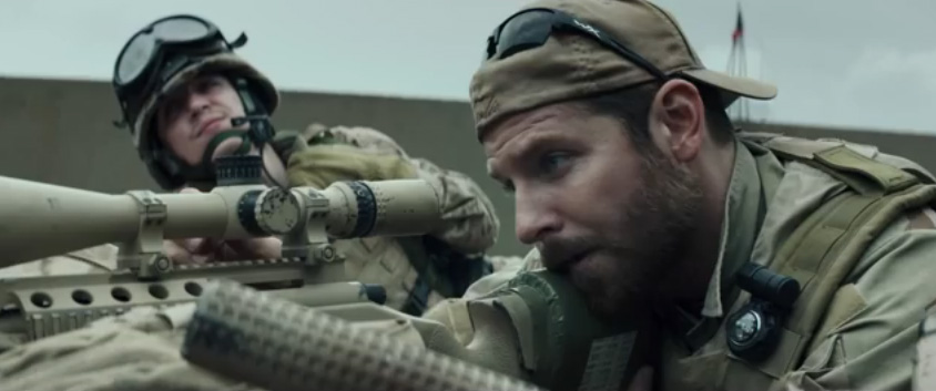 Film Bioskop: American Sniper