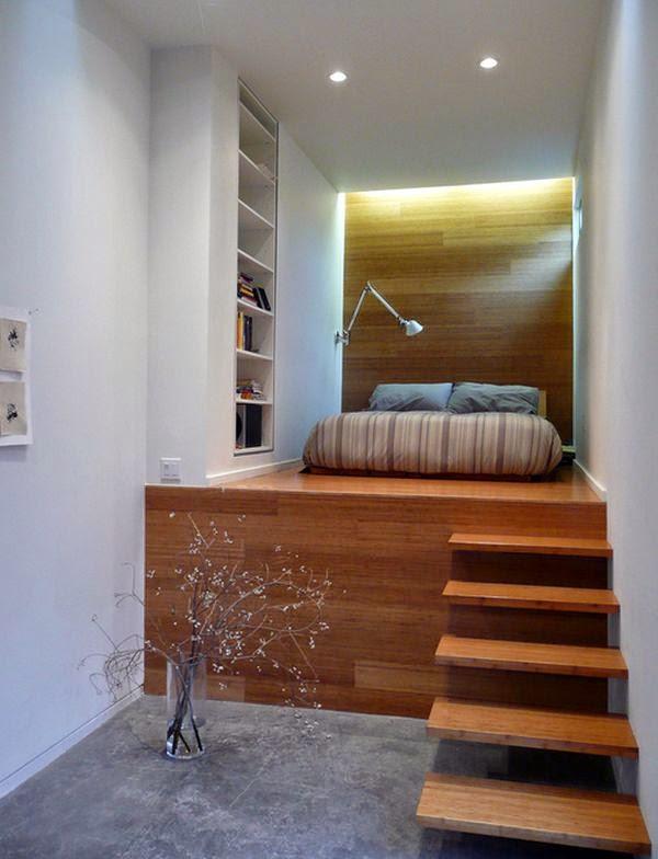 Tips Desain Kamar Tidur Sempit Minimalis Simple Murah Kursi Sofa