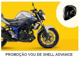 Cadastrar Promoção Shell Advance 2017 Concorrer Moto Yamaha