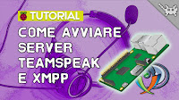 Come Avviare Server TeamSpeak 3 e XMPP con il Raspberry Pi 3!
