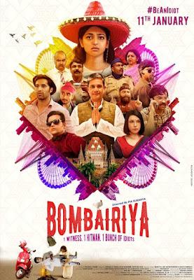 Bombairiya 2019 Hindi 720p WEB HDRip 500Mb x265 HEVC