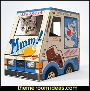 Ice Cream Truck for Cats!