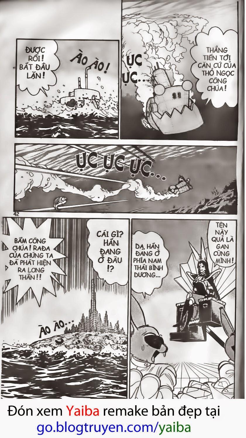 Yaiba chap 135 trang 7