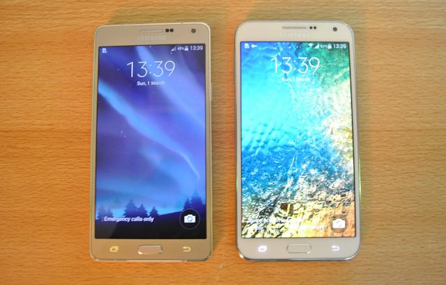 Tipe Samsung Terbaru Kelas Menengah