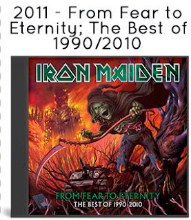 2011 - From Fear to Eternity: The Best of 1990 - 2010