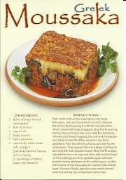 What is Moussaka?