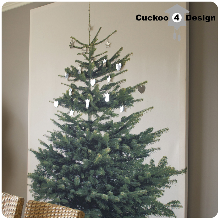 Ikea Margareta Christmas Tree Canvas | Cuckoo4Design
