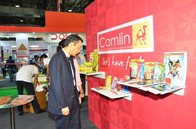 Kokuyo Camlin showcases eclectic  products at Stationery Expo
