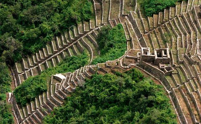 Xvlor.com Choquequirao is complex of urban ruins built by Emperor Pachacuti