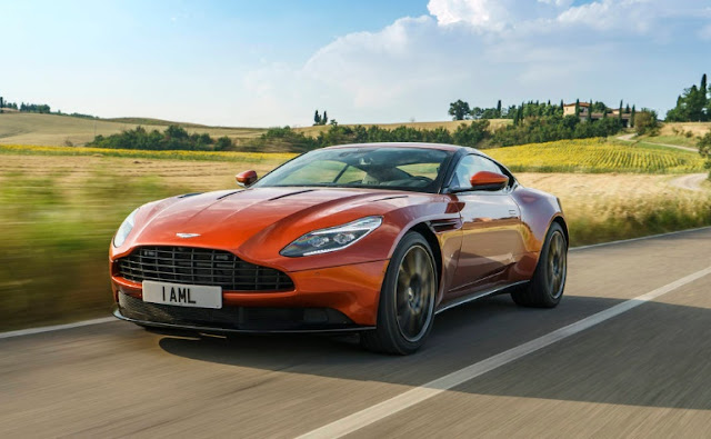 Recent reviews in 2017 Aston Martin DB11 first drive: The future of Aston has arrived