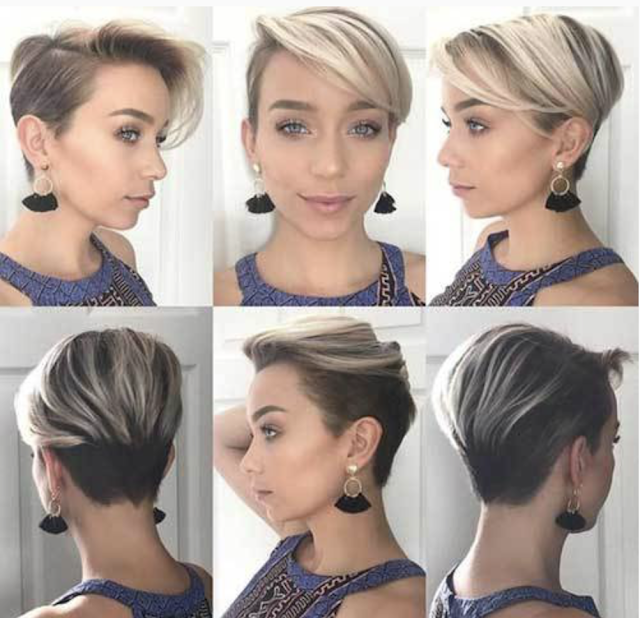 pixie haircuts 2019 for women