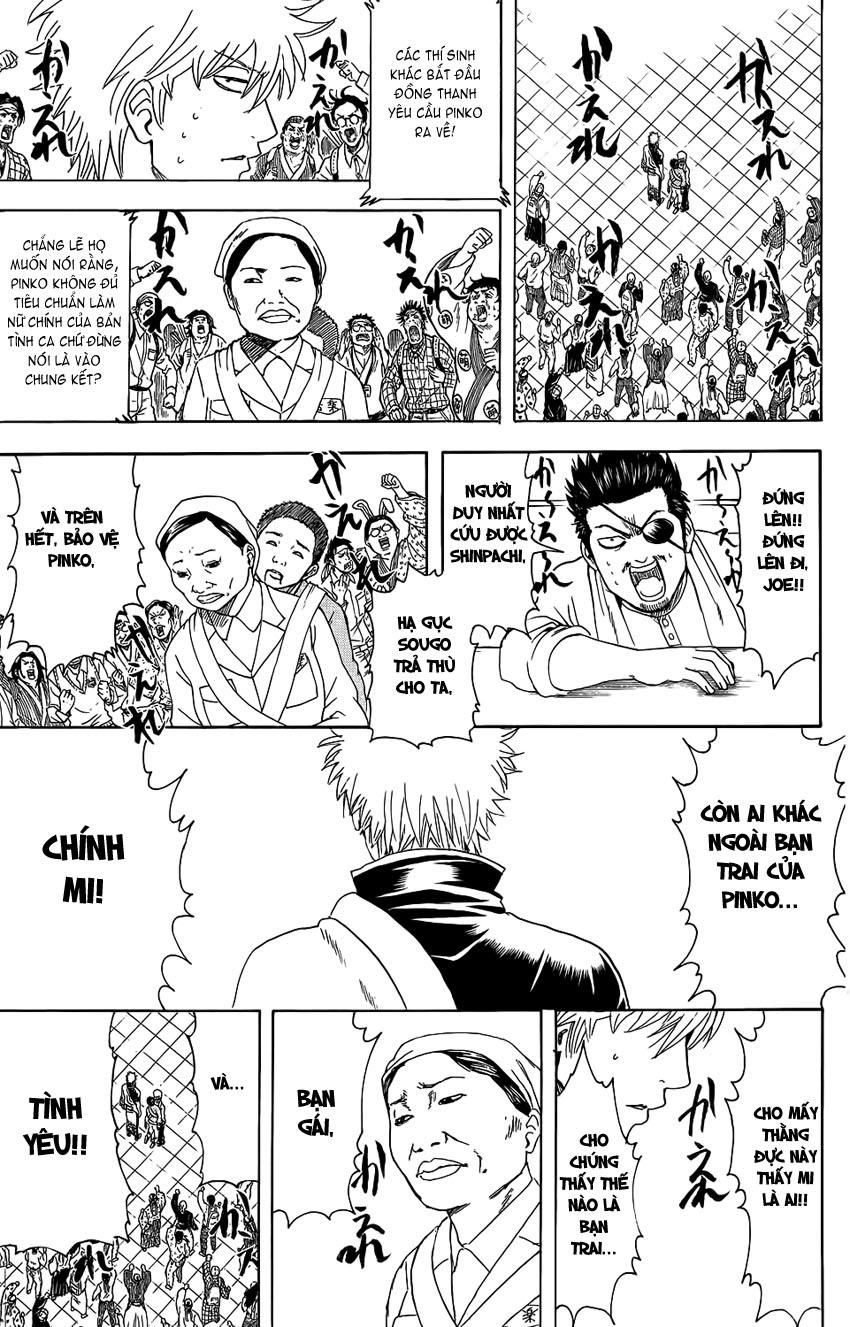 Gintama Chap 350 page 12 - Truyentranhaz.net