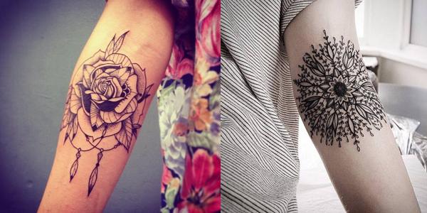 Mytattooland Com Elbow Tattoo Ideas