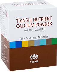 Kandungan Nutrient Calcium Powder