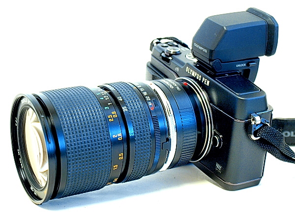 Olympus PEN E-P5, Tamron SP 28-80mm 1:3.5~4.2 CF Macro