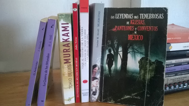 Libros intercambiados